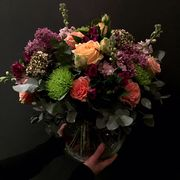 Colorful delux bouquet