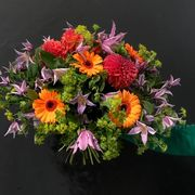 Colorful seasonalbouquet